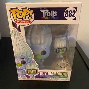 Guy Diamond Funko Pop